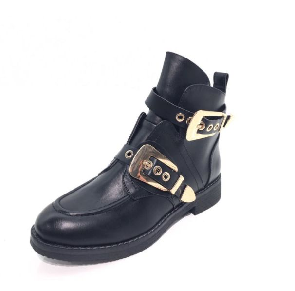 NAOMI BLACK BOOTS