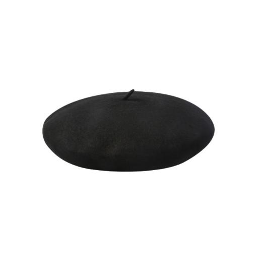 BERET PARISIENNE BLACK
