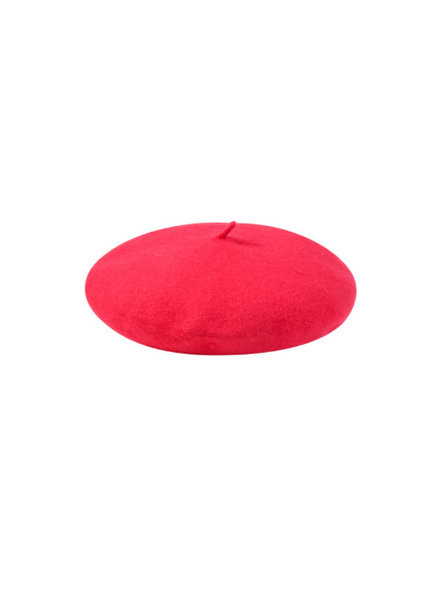 BERET PARISIENNE RED