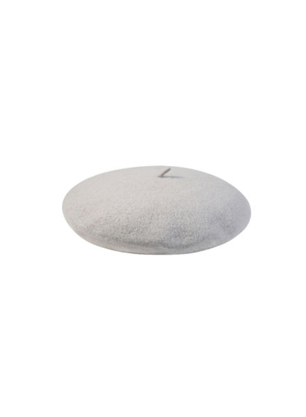 BERET PARISIENNE GREY