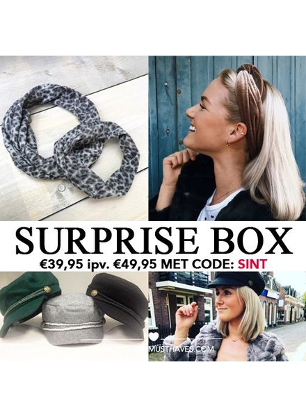 "SURPRISE BOX ""CHEER"" EDITION"