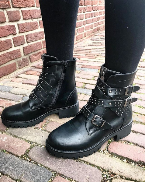 ZIP THESE ROCK BOOTS