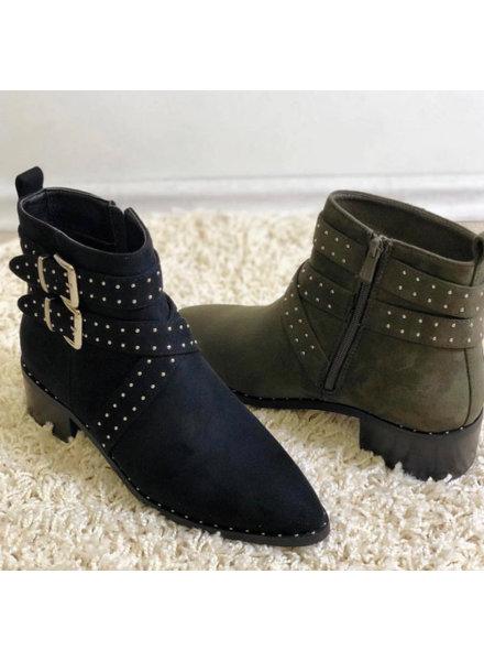 ELEGANCE BOOTS BLACK