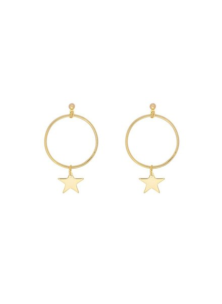 EARRINGS FANCY STAR