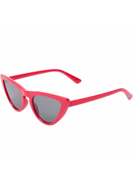 "SUNGLASSES 50S CAT EYE ""RED"""