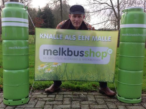 Knalle als een malle - Gesponsord door Melkbusshop.nl