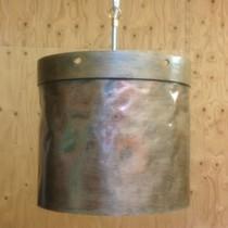 Melkbus Hanglamp Bodem- koperkleur