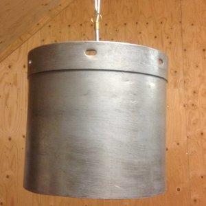 Melkbus Hanglamp Bodem- metaalkleur