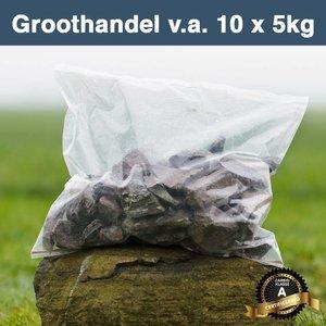 Knal Carbid kopen per 5 Kg verpakking (groot inkoop)