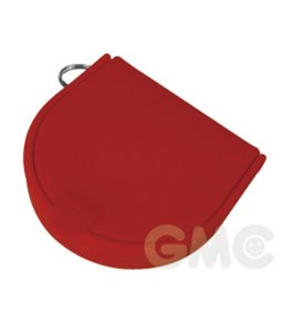 Silicone beurs - rood