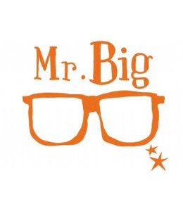 Mimi-lou Muursticker - Small - Mr Big