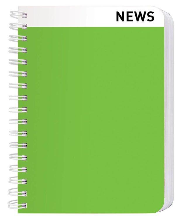 Cedon A6 Notitieboek News