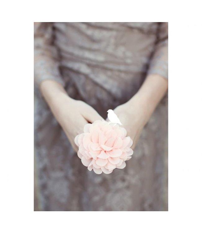 VrolijkFabriek Zeg het zacht - bloem