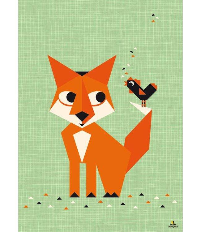Miss Honeybird Poster - Vos