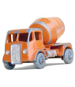 Wanted Wheels Grote muursticker - vintage cementwagen