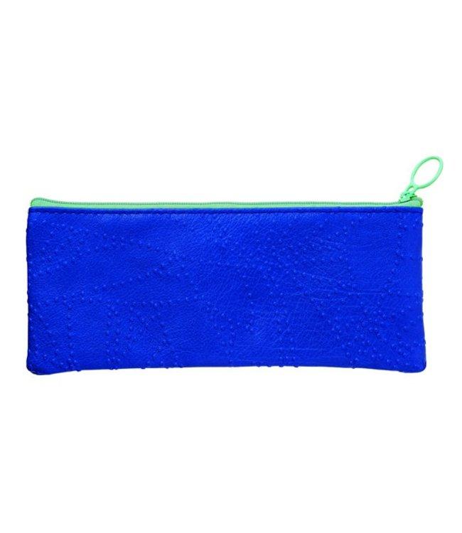 Etui - blauw