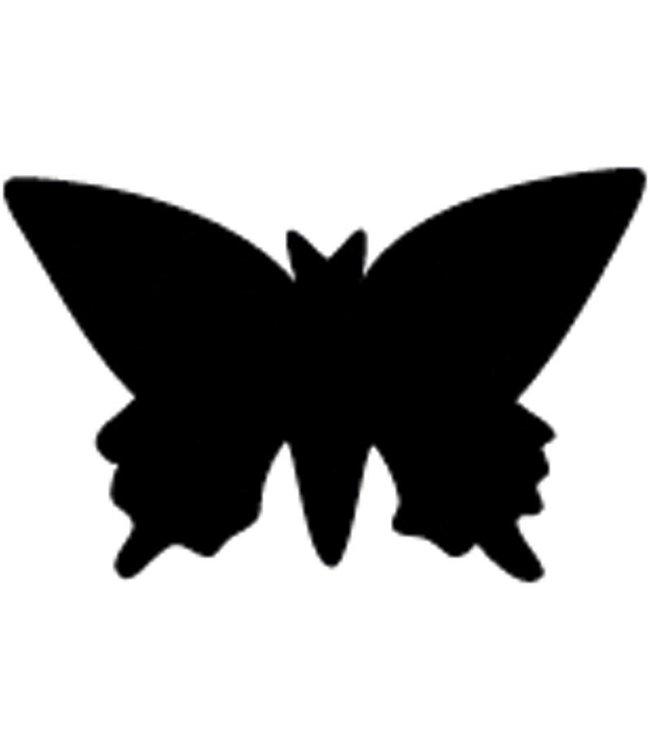 Rico Design Pons 38mm - vlinder