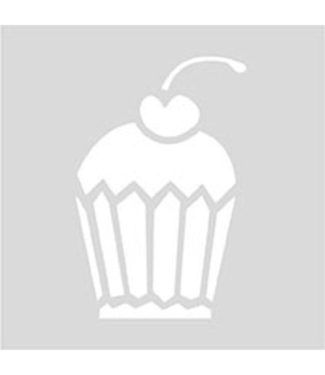 Rico Design Herbruikbaar sjabloon 7,5cm - cupcake