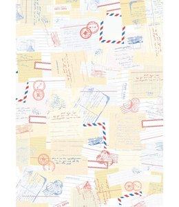 Rico Design Decoupage papier - airmail