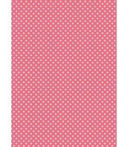 Rico Design Decoupage papier - roze ster