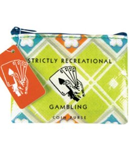 Blue Q Portemonnee Gambling
