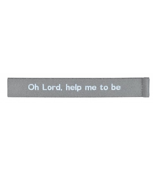 Cedon Pennen elastiek - Oh lord, help me to be