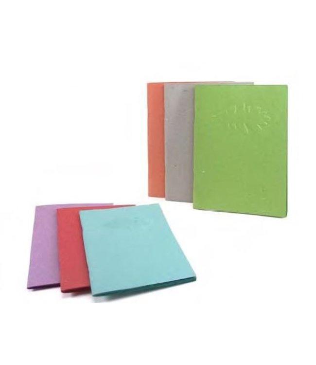 Arbos Schrift gekleurd papier