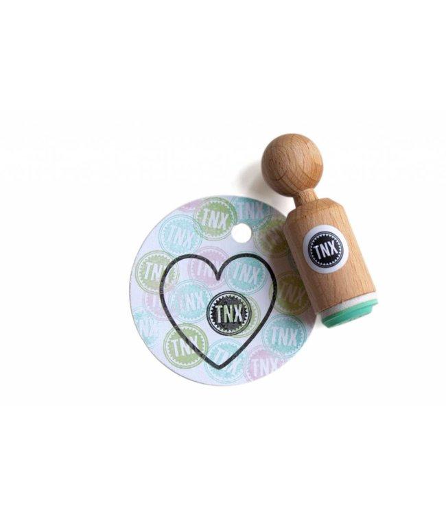Miss Honeybird Mini stempel - TNX