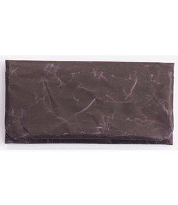 Siwa Portemonnee - long wallet - Donker bruin