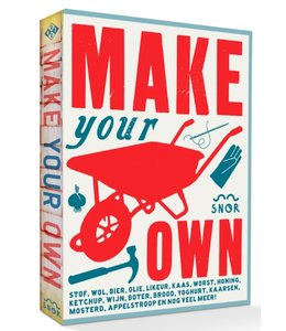 Uitgeverij Snor Make your own