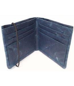 Siwa Portemonnee - wallet - Donker blauw