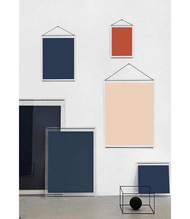 Nomess Copenhagen Clear Poster Frame - ophangsysteem A3