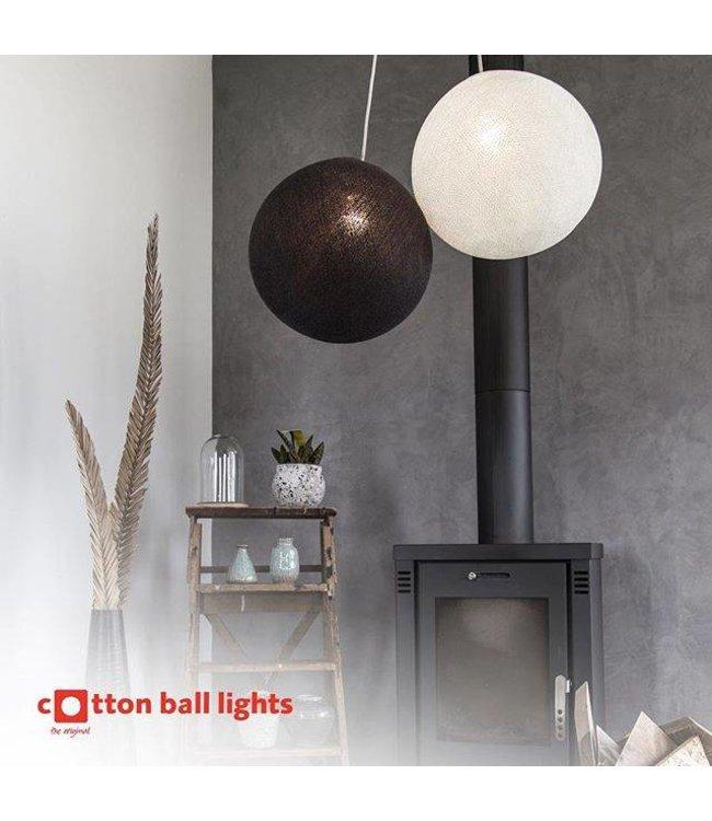Cotton Ball Lights Katoenen bol - 36 cm