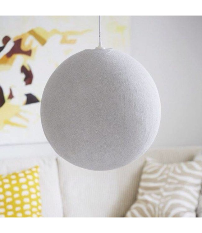 Cotton Ball Lights Katoenen bol - 31cm
