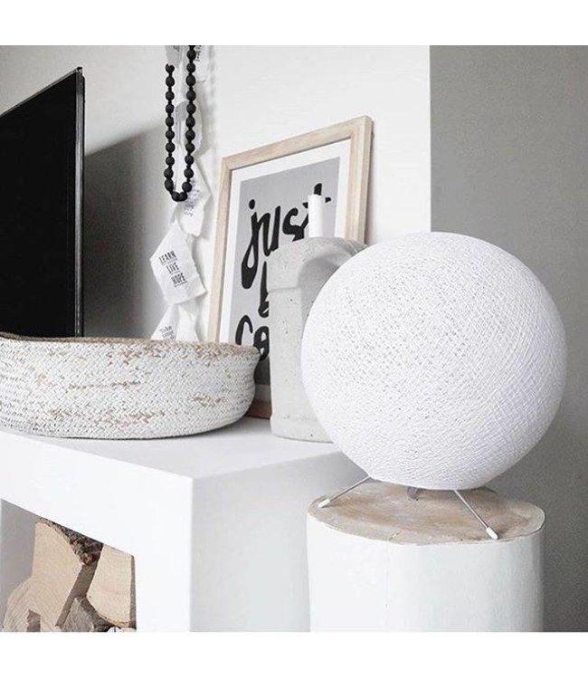 Cotton Ball Lights Katoenen bol - 25cm