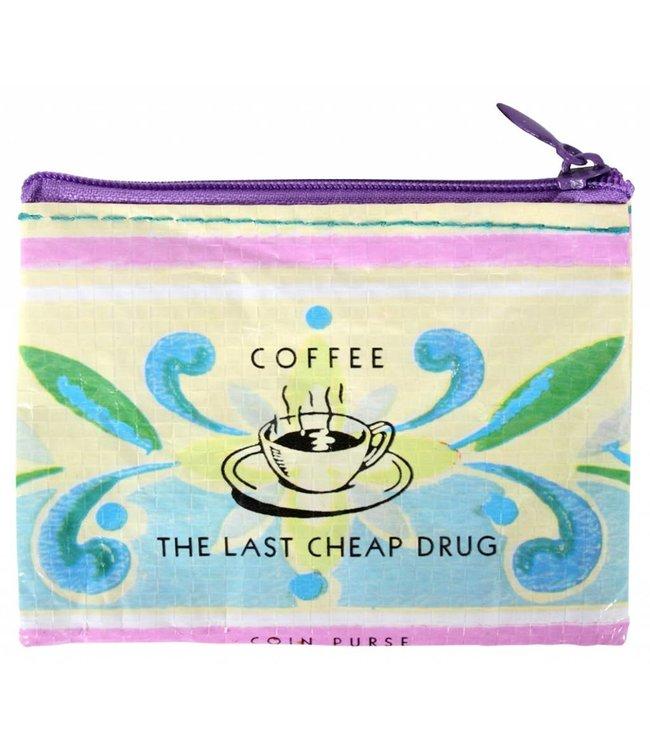Blue Q Portemonnee Coffee drug