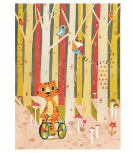 Petite Louise Poster A4 - Bosritje