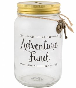 Sass & Belle Spaarpot - Adventure fund