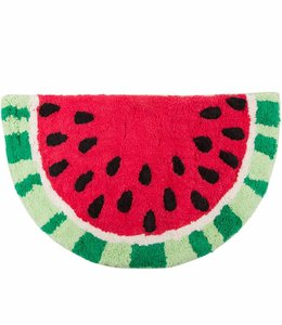 Sass & Belle Vloerkleed - Watermeloen