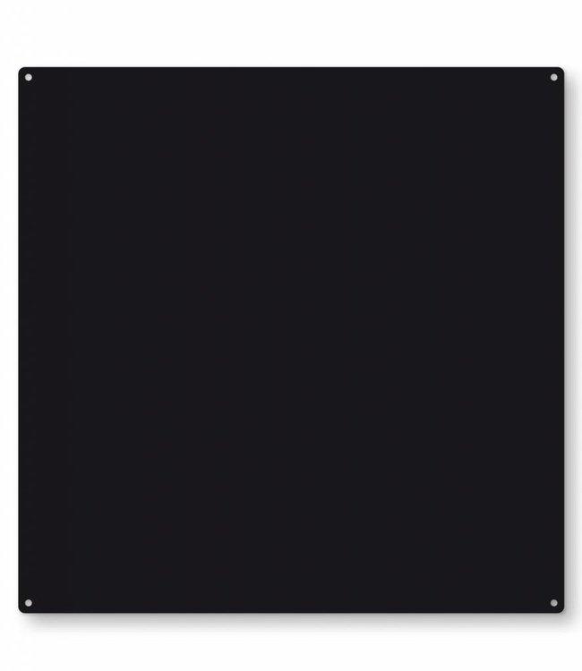 Trendform Magneetbord Vierkant - Zwart