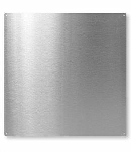 Trendform Magneetbord Vierkant - Zilver/RVS