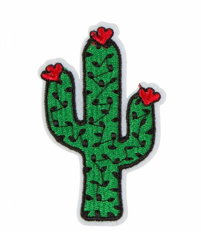 Sass & Belle Strijkapplicatie - Cactus