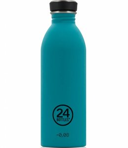 24Bottles Urban drinkfles 0,5l - Turquoise