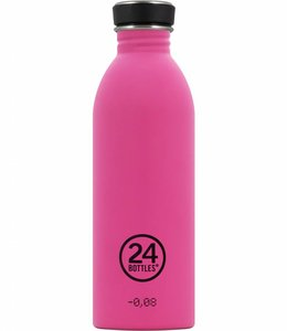 24Bottles Urban drinkfles 0,5l - Roze
