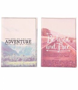 Sass & Belle Paspoorthoes - Wanderlust