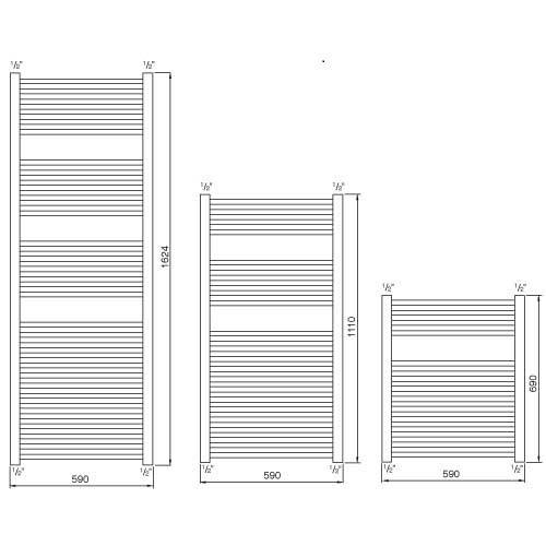 Radiator  Megadump Tiel  Megadump Tiel # Designradiator Gita_141959