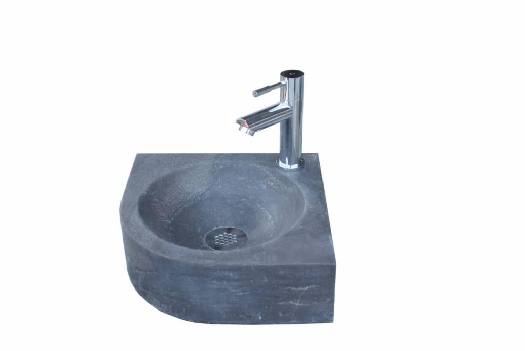 Fontein Natuursteen Toilet : Aqua royal hardsteen fontein rondo cm natuursteen