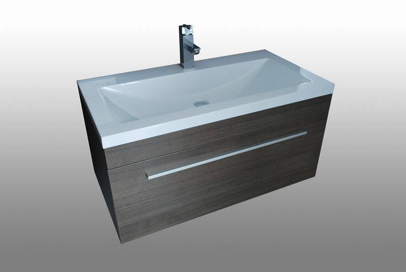 promotion X2O Balmani toiletmeubelen mitra mat wit