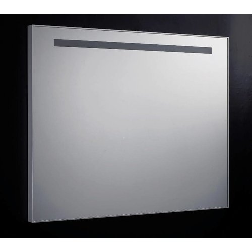 aqua royal radio spiegel 120 cm met tl verlichting en. Black Bedroom Furniture Sets. Home Design Ideas