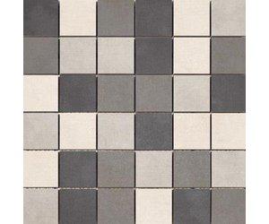 Mozaiek Matjes Badkamer : Cristacer mozaïek matjes nantes gris mix 33x33cm prijs per mat